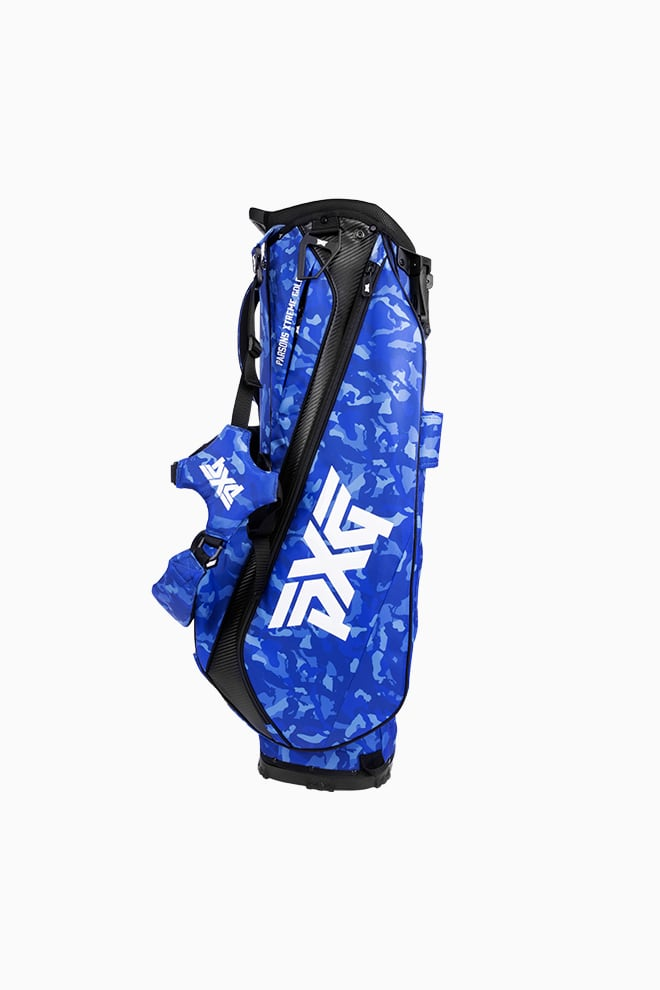 Fairway Camo™ Paratrooper Blue Carry Stand Bag Image 1