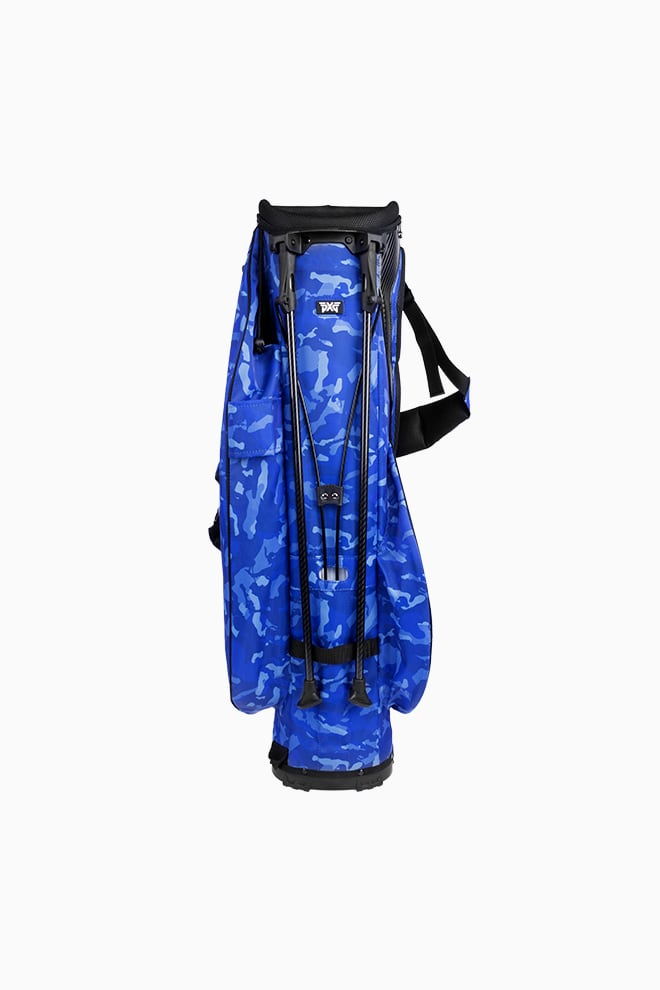Fairway Camo™ Paratrooper Blue Carry Stand Bag Image 3
