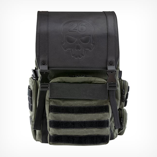 PXG Troops Darkness Backpack Image 1