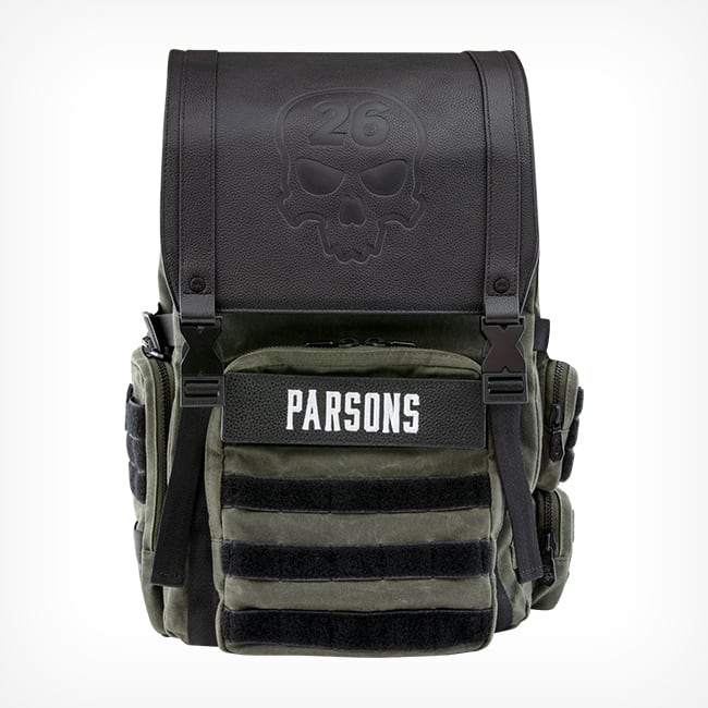 PXG Troops Darkness Backpack Image 3