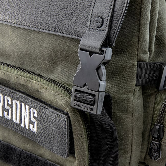 PXG Troops Darkness Backpack Image 7