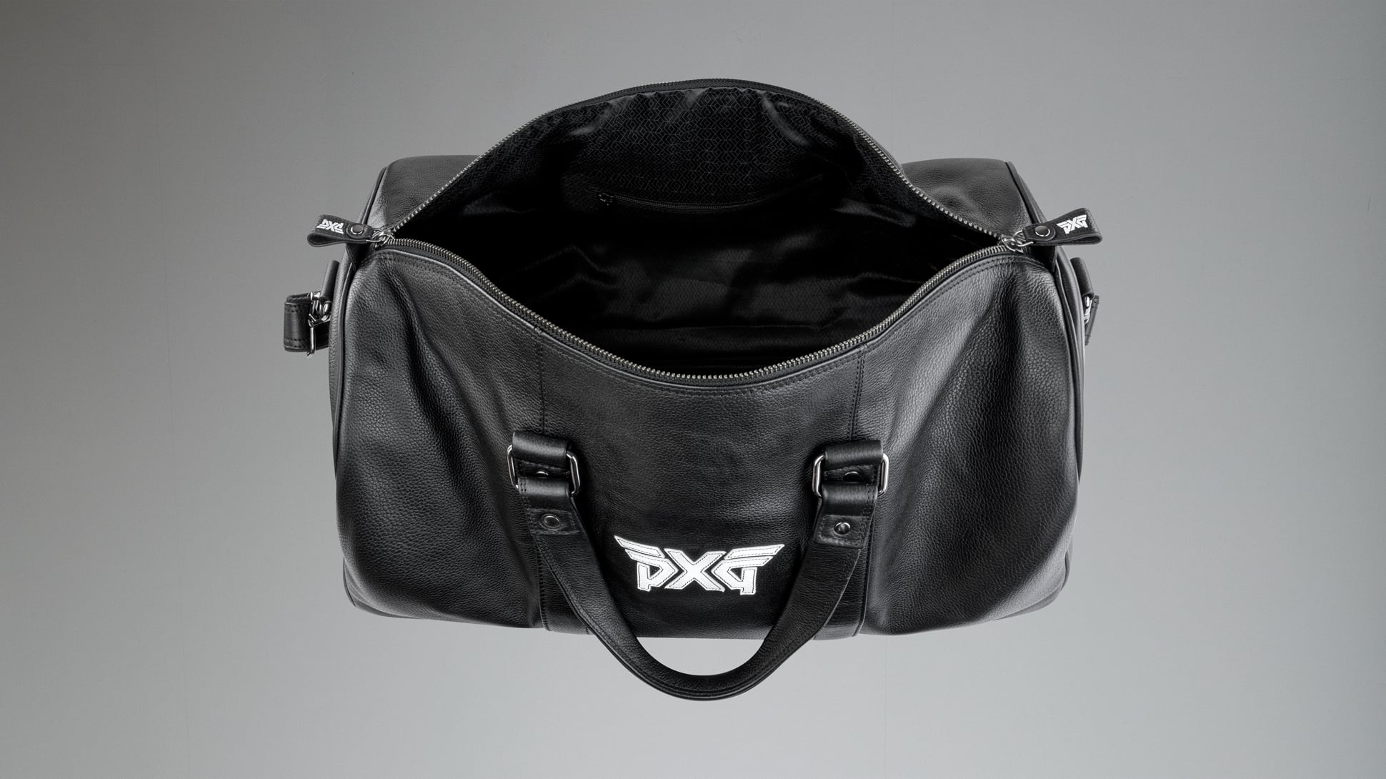Classic Leather Duffel Image 2