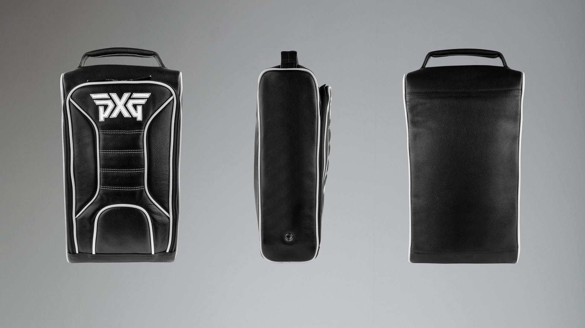 Classic Leather Shoe Bag Image 1