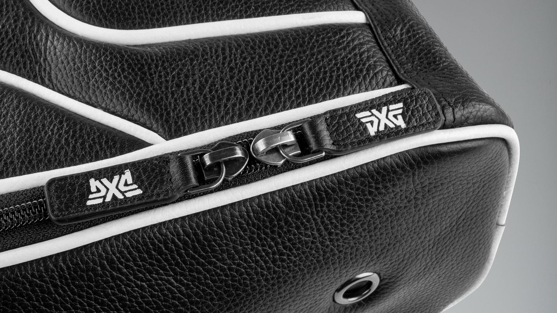 Classic Leather Shoe Bag Image 3