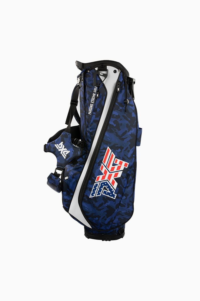Stars & Stripes Carry Stand Bag Image 1