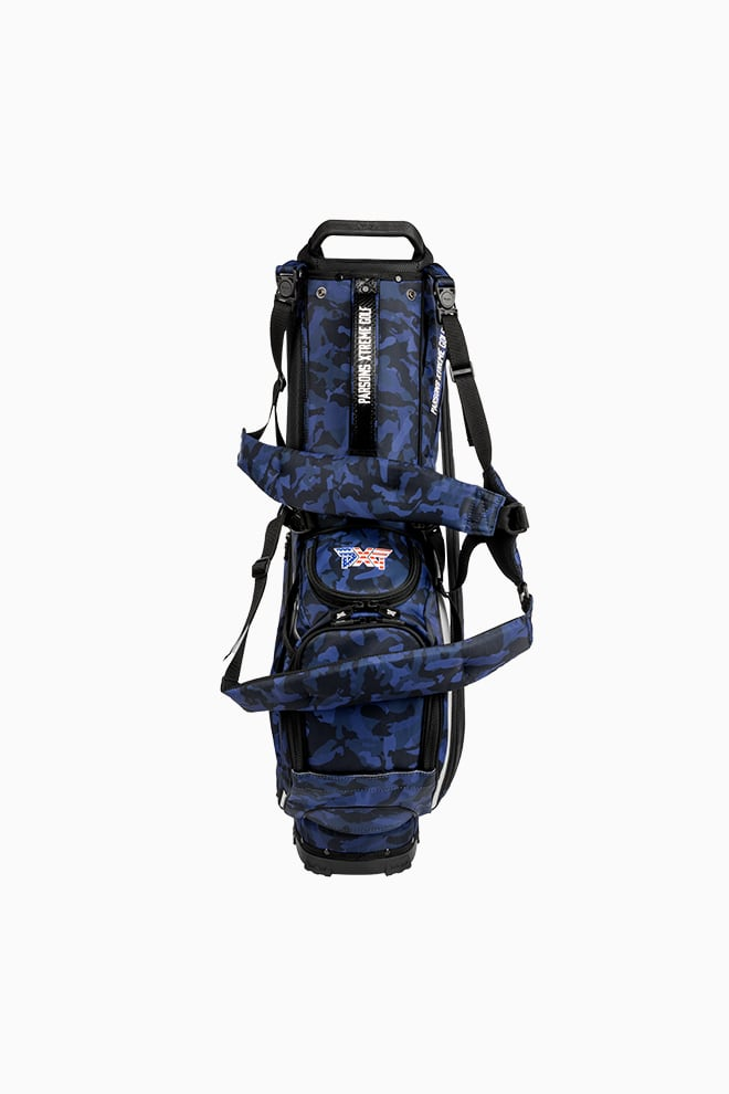 Stars & Stripes Carry Stand Bag Image 2