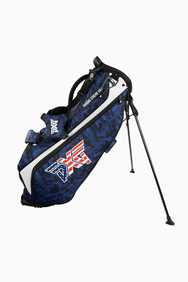 Stars & Stripes Carry Stand Bag Image 4