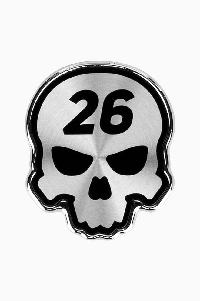 Skull 2.0 Ball Marker Image 1