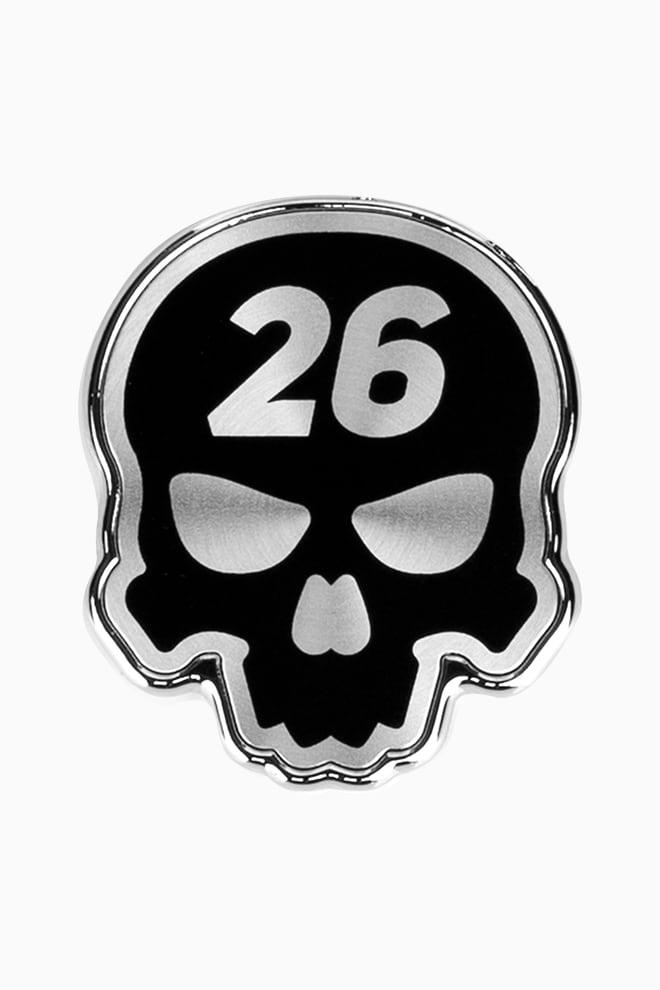 Skull 2.0 Ball Marker Image 3