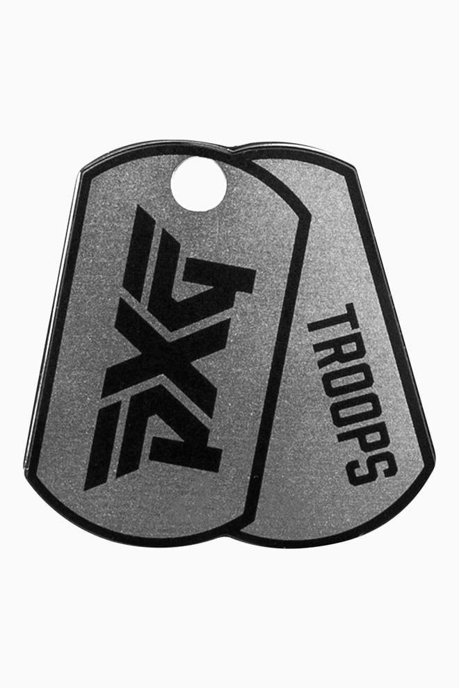 Troops Dog Tag Ball Marker Image 2