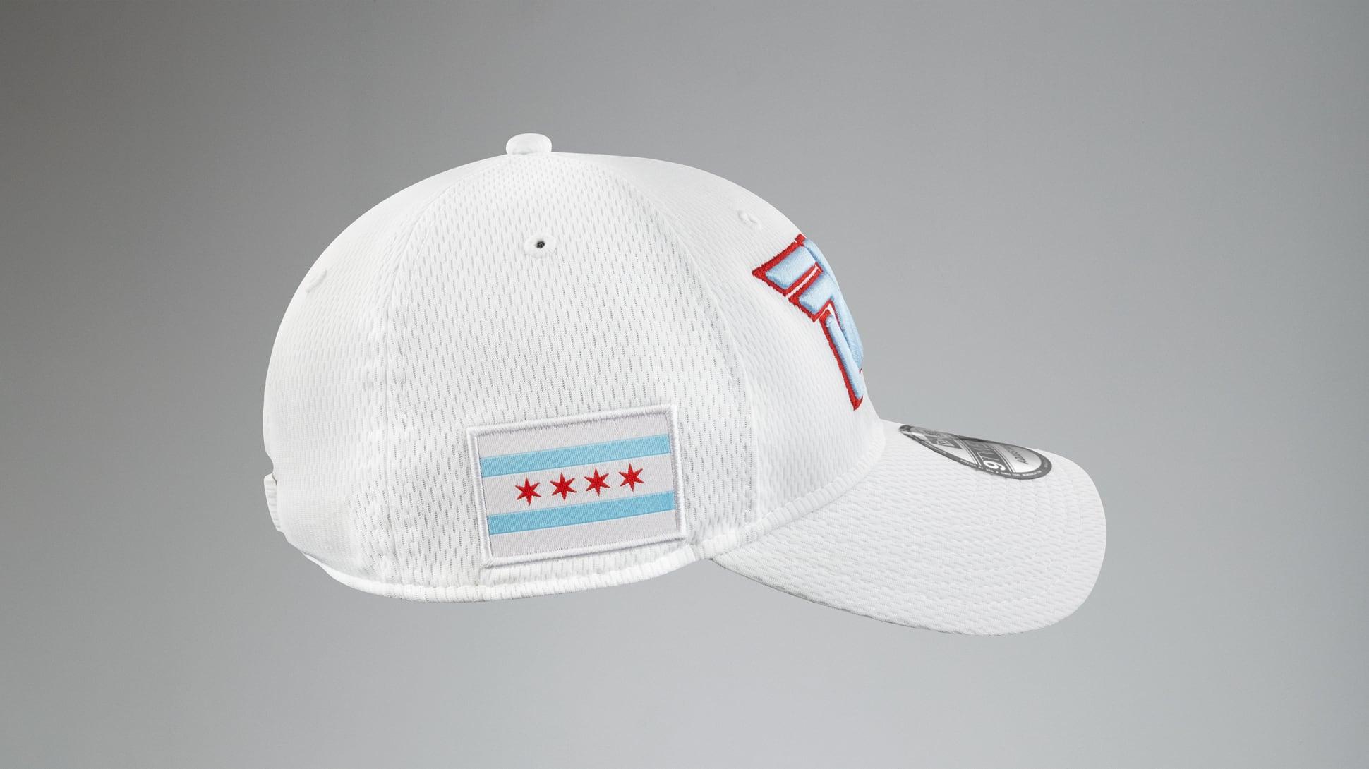 Chicago Flag 9TWENTY Cap Image 4
