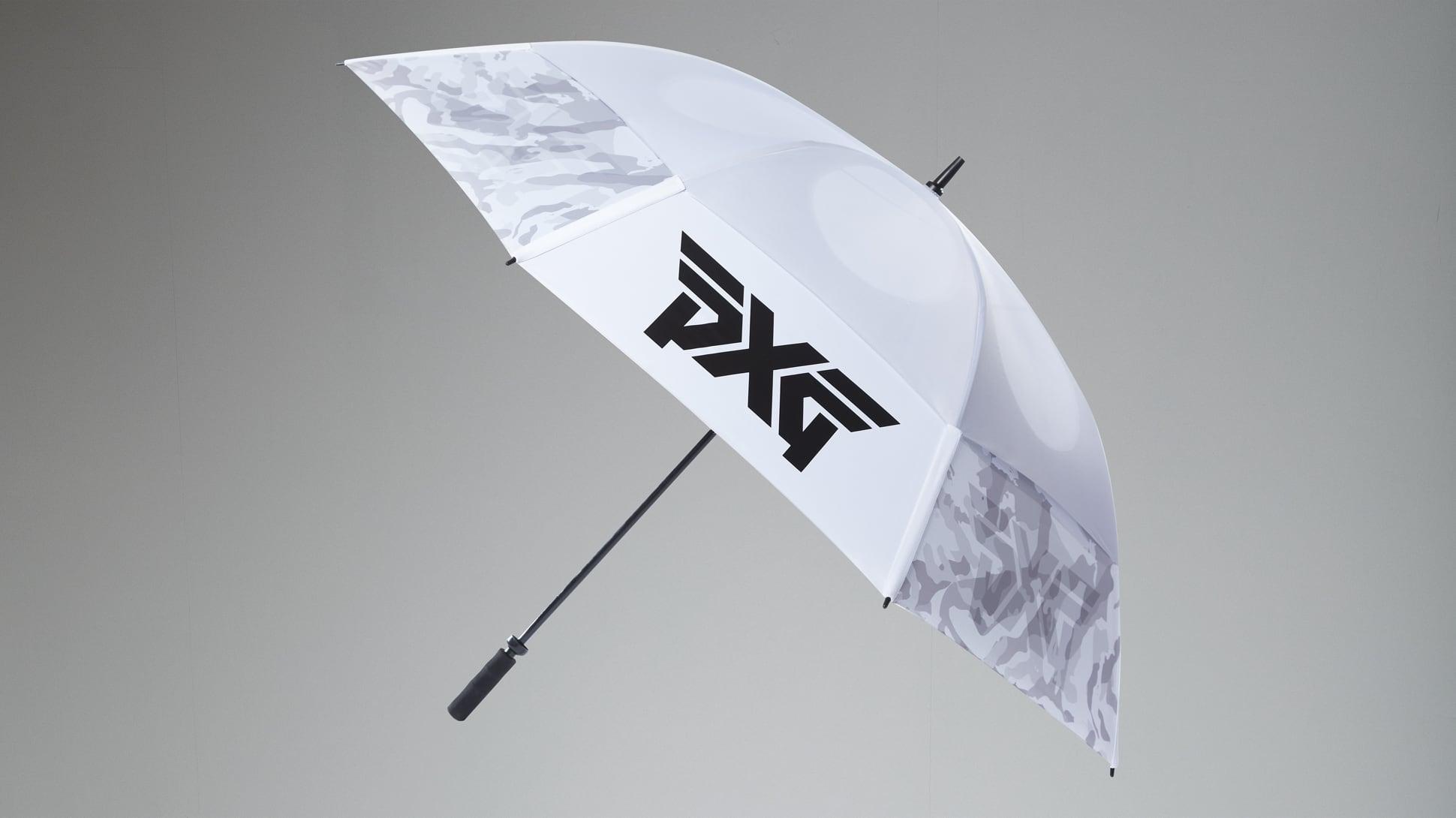 Dual Canopy Umbrella Image 1