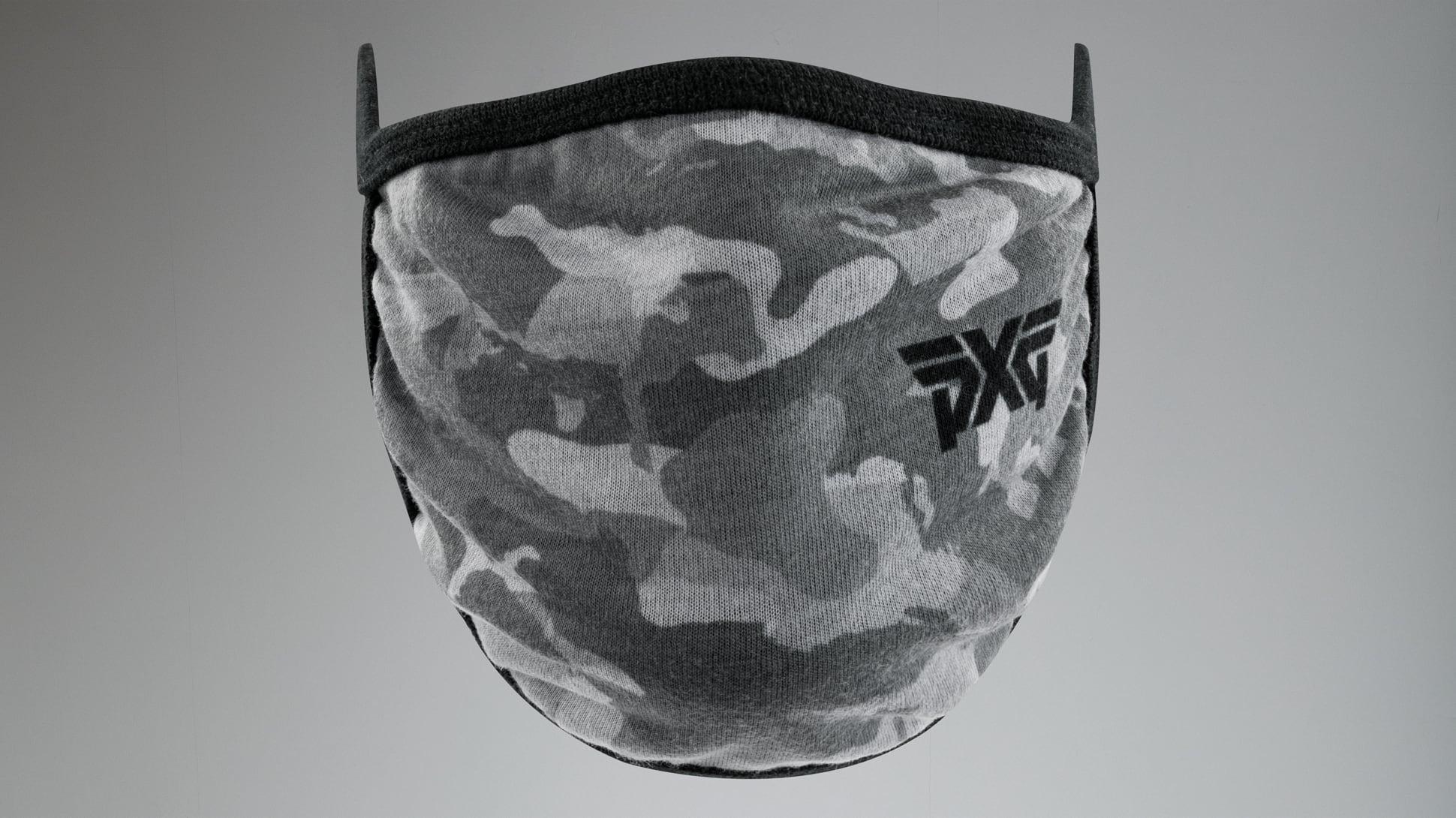 Fairway Camo™ Face Mask Image 5