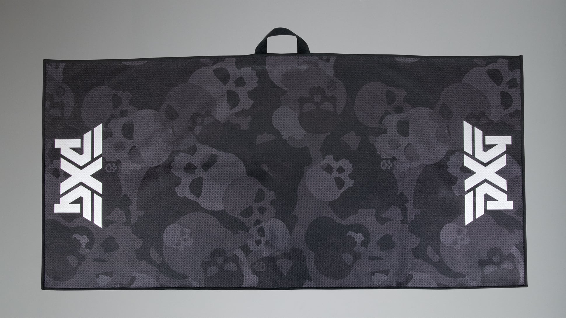 Darkness Skull Camo Players Towel Image 2
