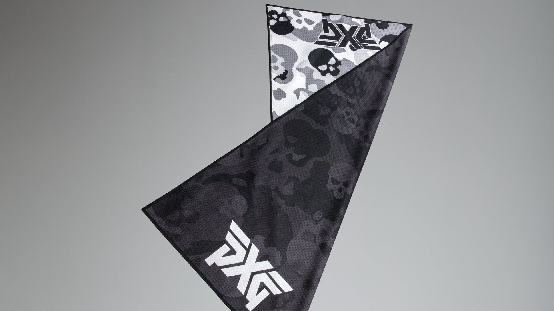 Darkness Skull Camo Players Towel Image 6