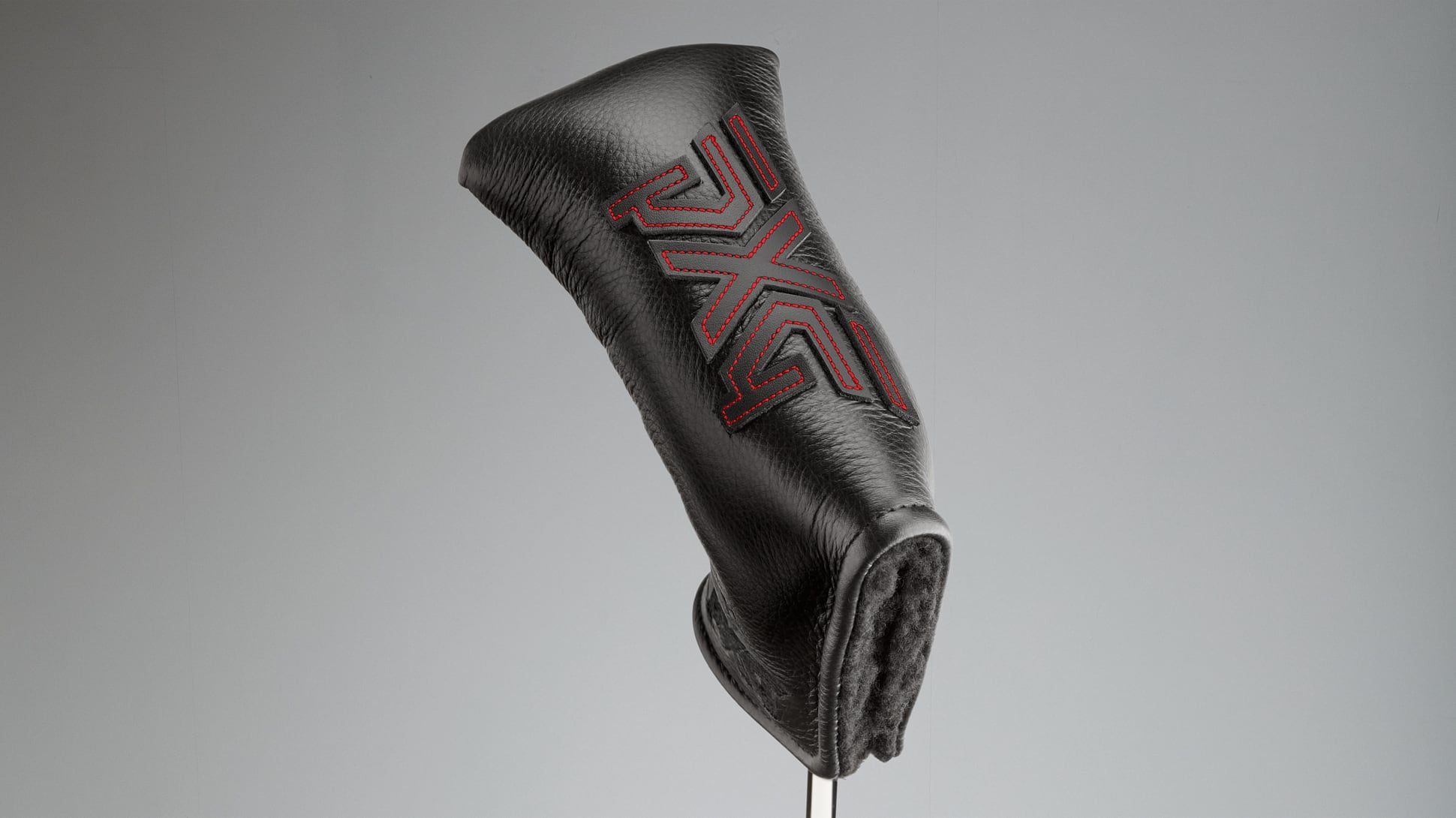 Premium Leather Blade Putter Headcover Image 2