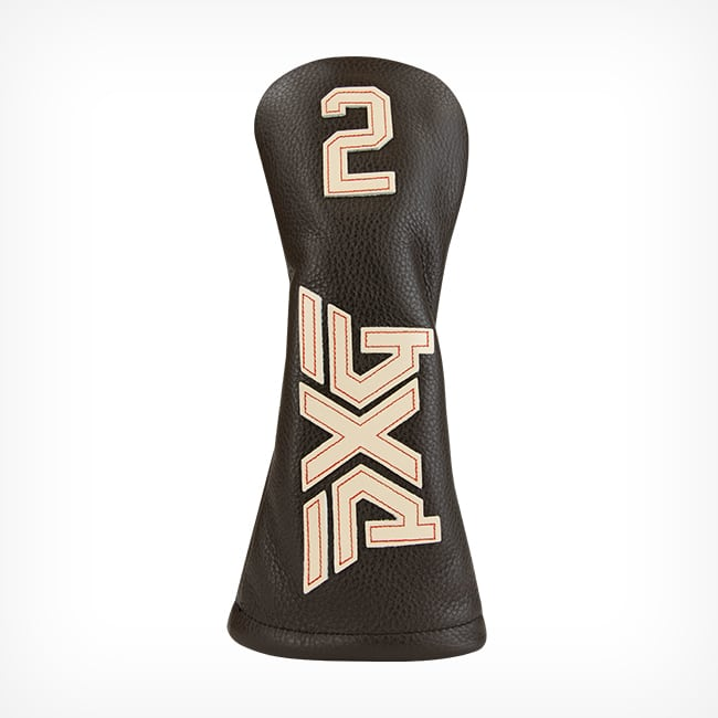 PXG Lifted Fairway Cover -Mocha Image 1