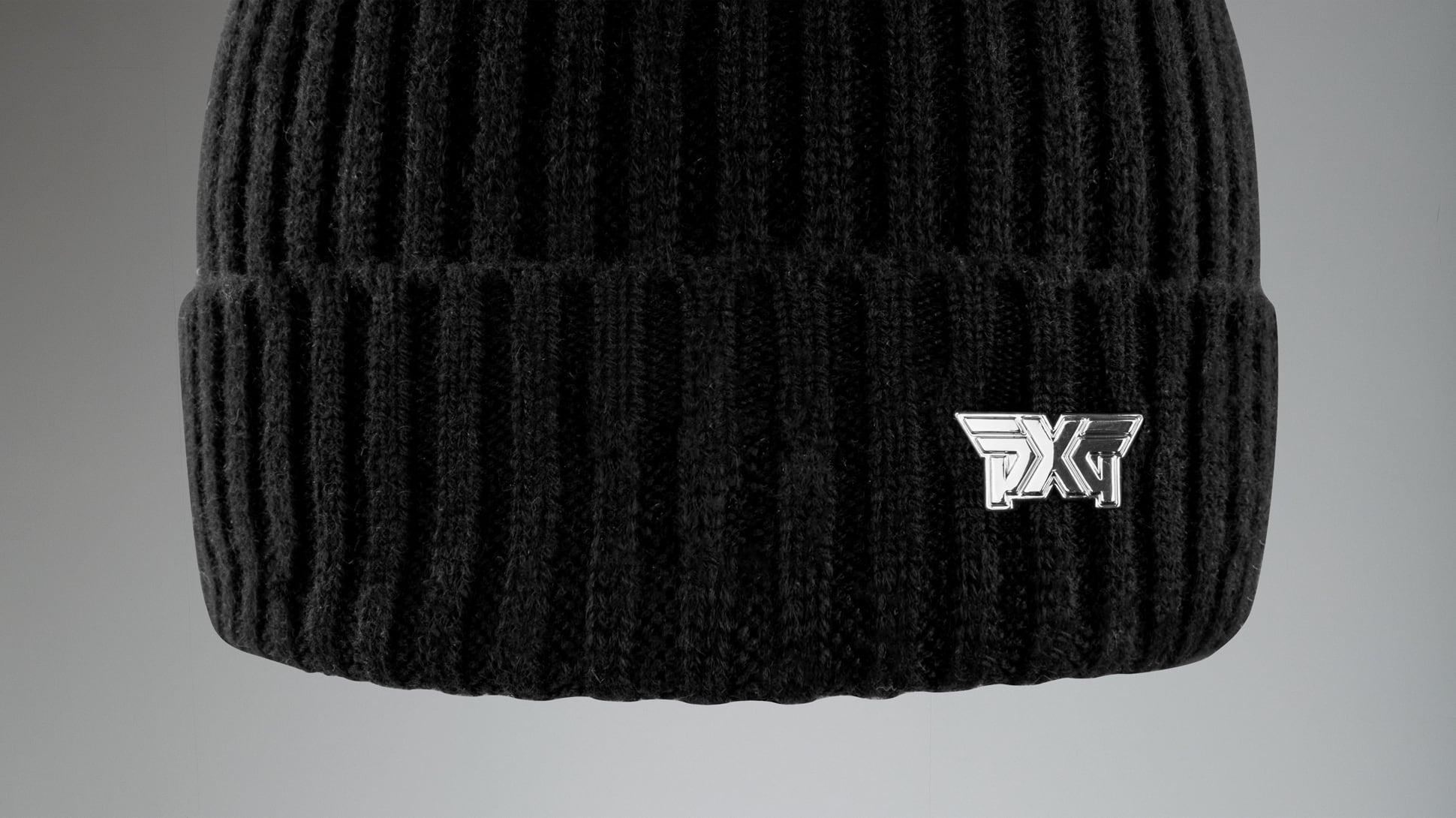 Cashmere Knit Cuff Beanie Image 2