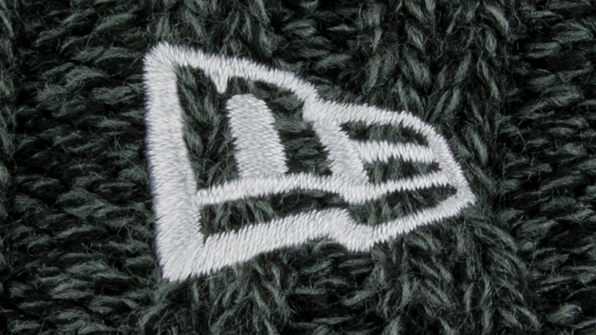 Cold Weather Knit Beanie Image 3