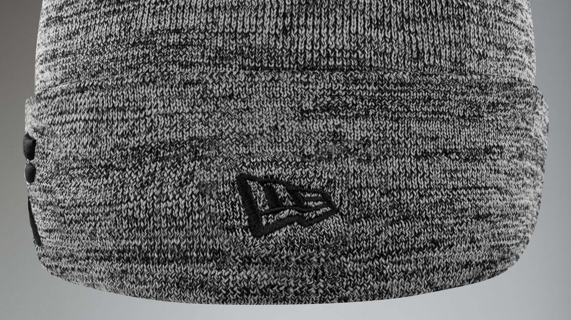 Heathered Storm Knit Beanie Image 3