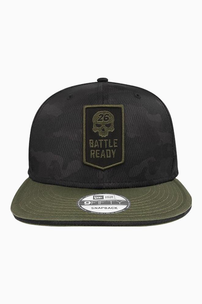 Battle Ready 9FIFTY Snapback Cap Image 2