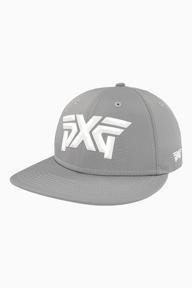 Faceted Logo 9FIFTY LP Snapback Cap Image 0