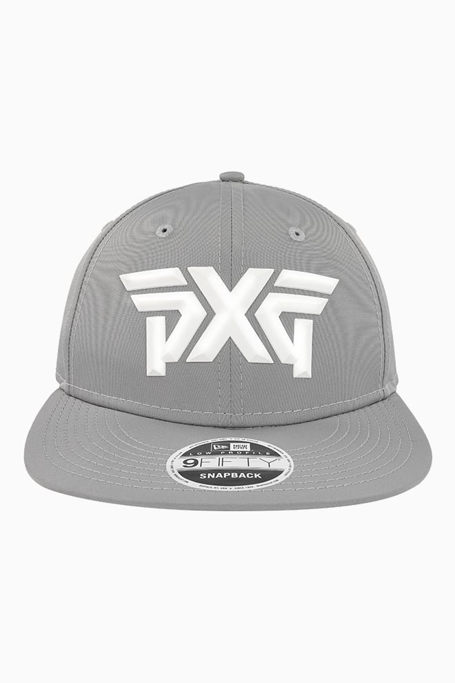 Faceted Logo 9FIFTY LP Snapback Cap Image 1