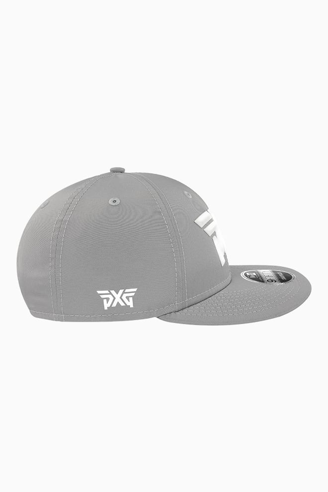 Faceted Logo 9FIFTY LP Snapback Cap Image 3