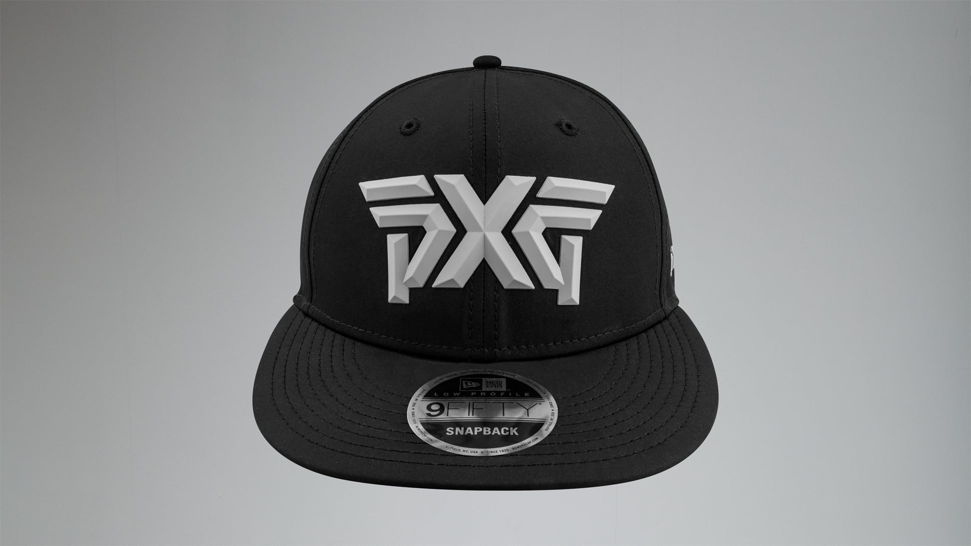Faceted Logo 9FIFTY Low Profile Snapback Cap Image 1