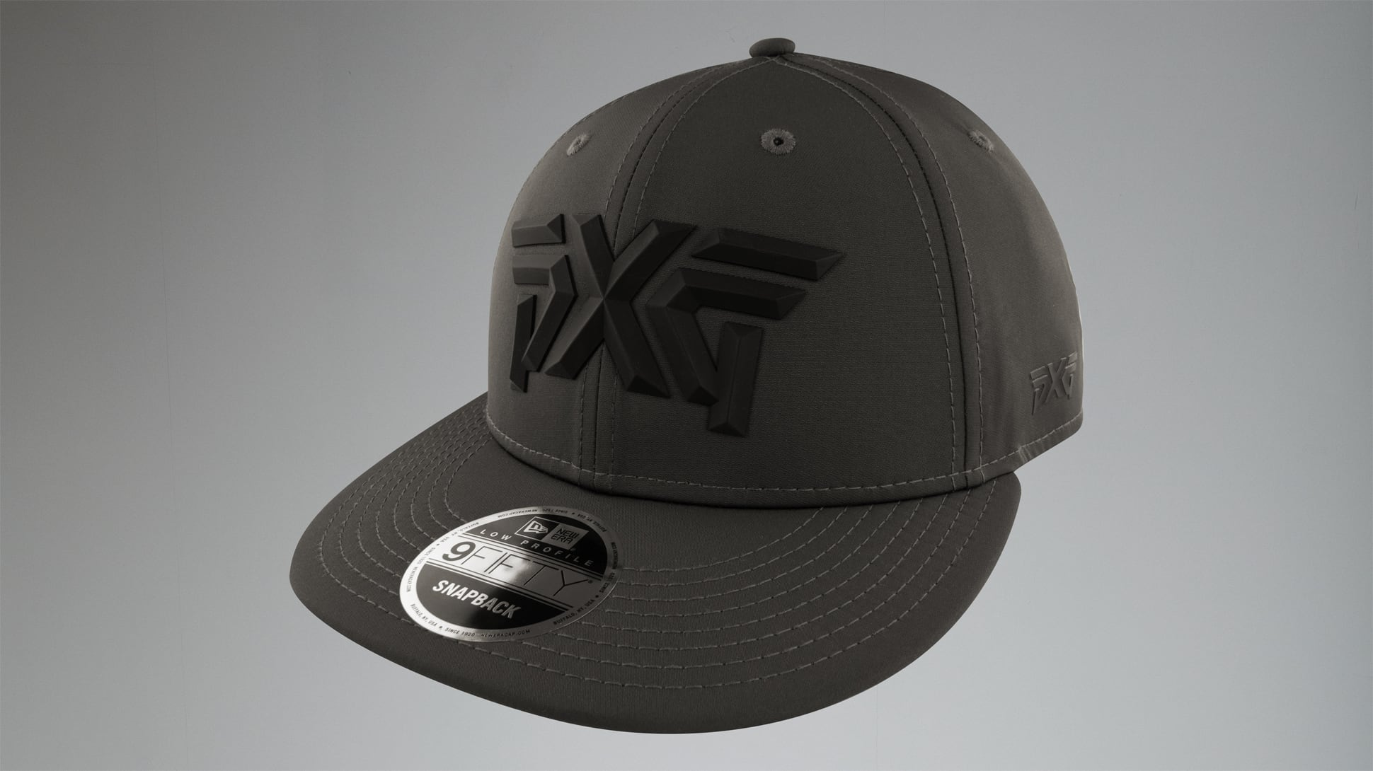 Faceted Logo 9FIFTY Low Profile Snapback Cap Image 0