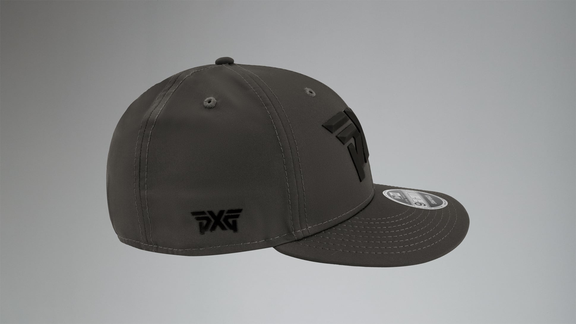 Faceted Logo 9FIFTY Low Profile Snapback Cap Image 3