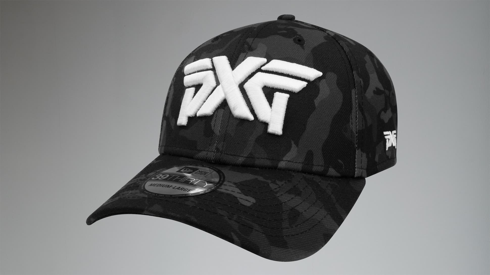 Fairway Camo™ 39THIRTY Stretch Fit Cap Image 1
