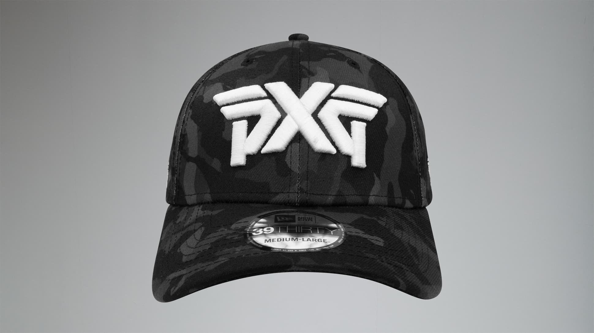 Fairway Camo™ 39THIRTY Stretch Fit Cap Image 2