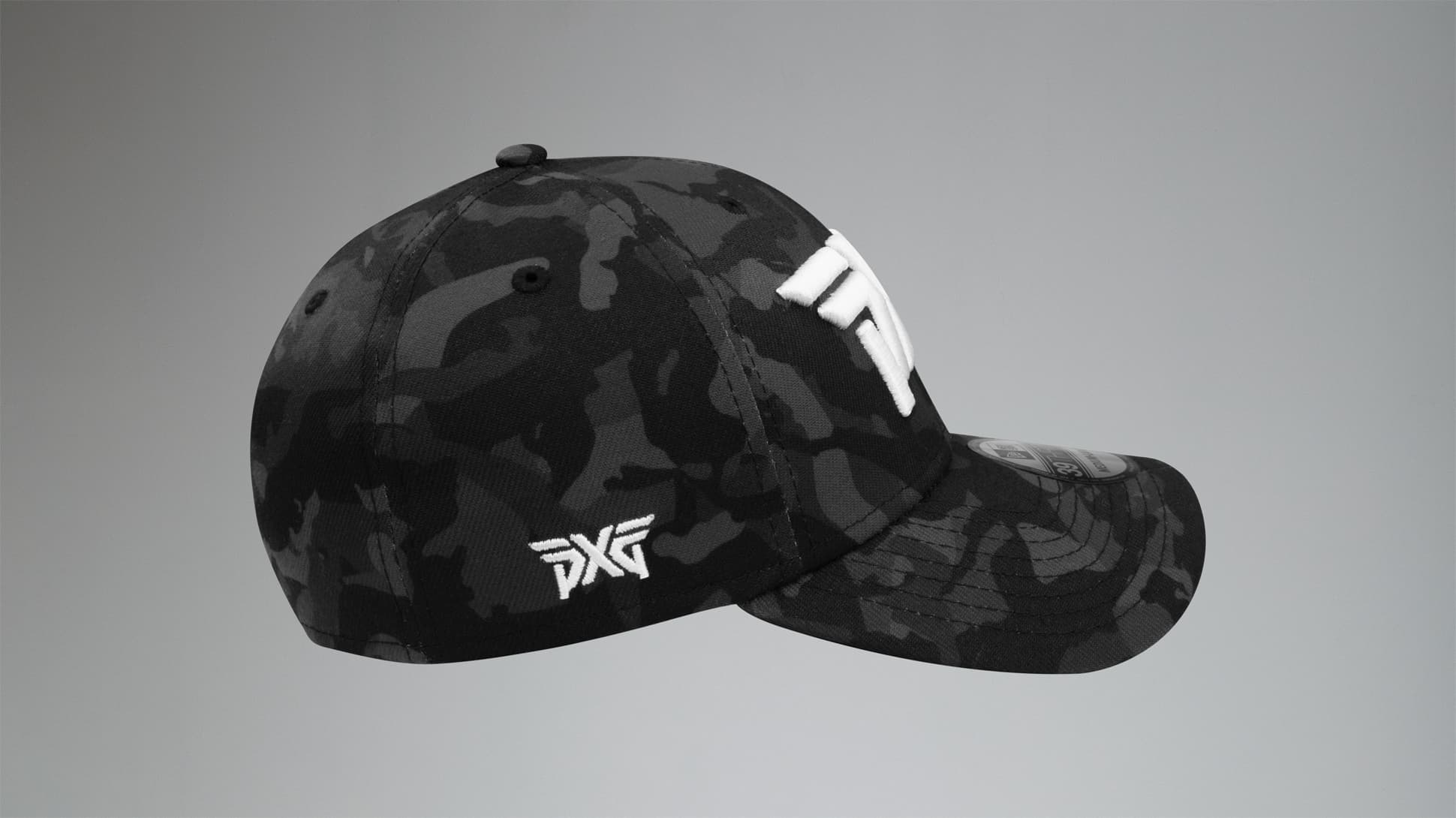 Fairway Camo™ 39THIRTY Stretch Fit Cap Image 4