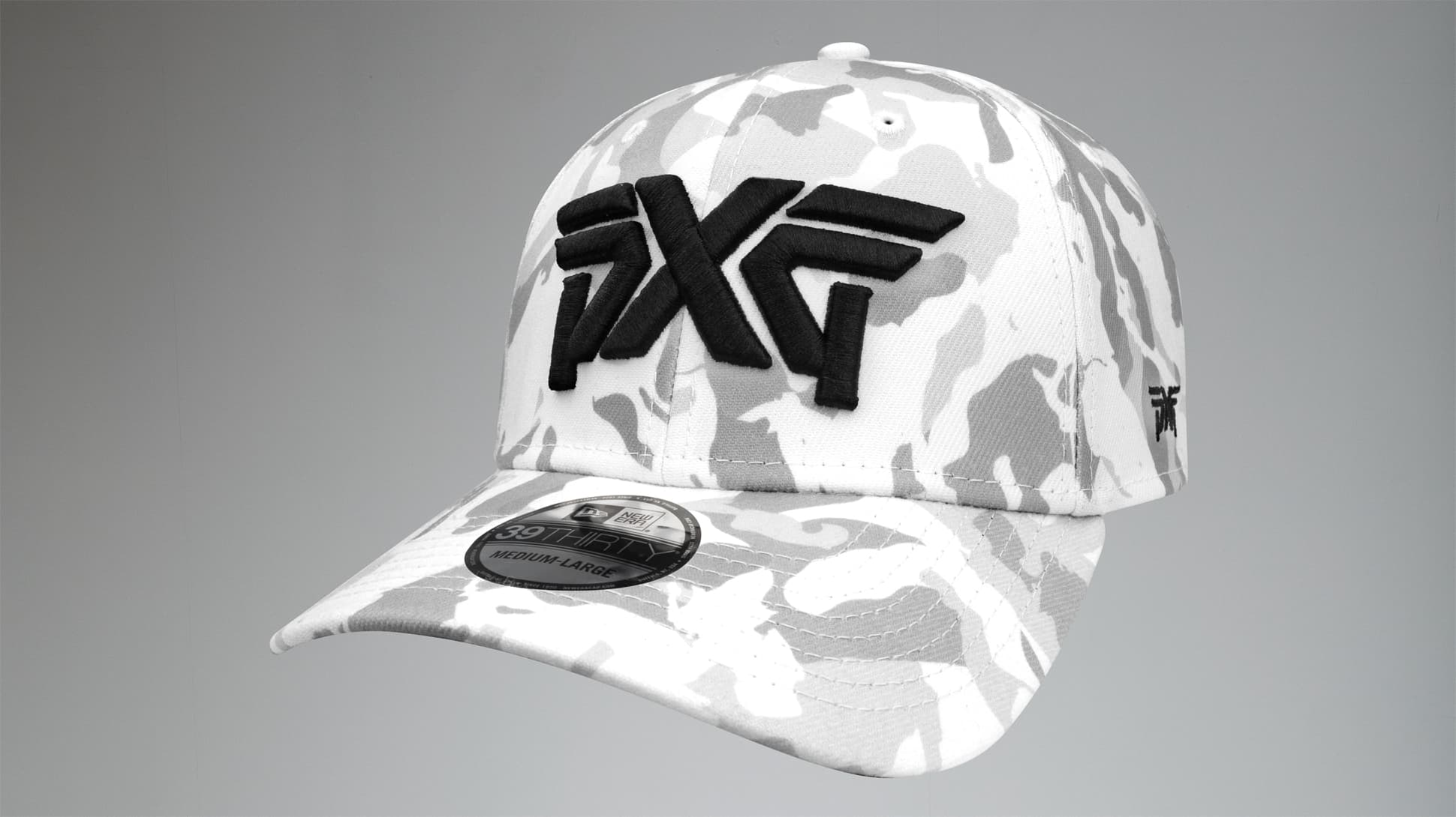 Fairway Camo™ 39THIRTY Stretch Fit Cap Image 6