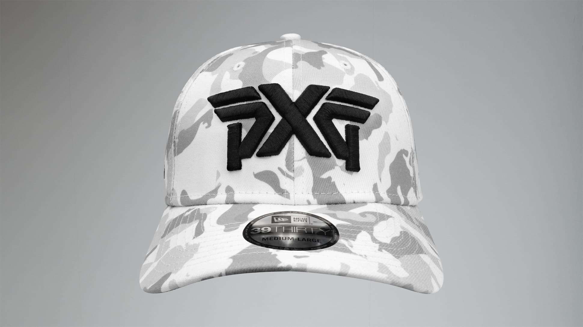 Fairway Camo™ 39THIRTY Stretch Fit Cap Image 7
