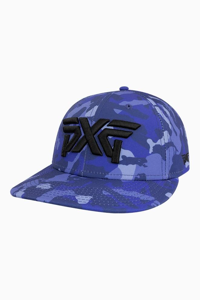 Fairway Camo™ Paratrooper Blue 9FIFTY Snapback Cap Image 0