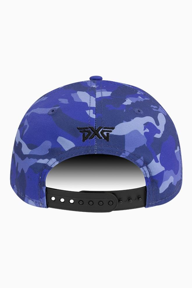 Fairway Camo™ Paratrooper Blue 9FIFTY Snapback Cap Image 2