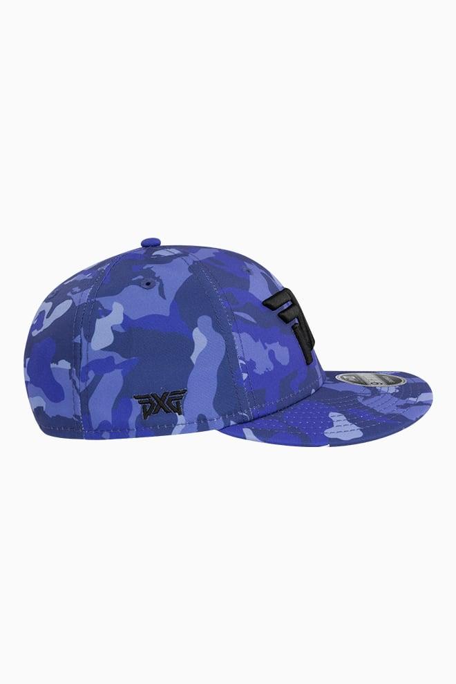 Fairway Camo™ Paratrooper Blue 9FIFTY Snapback Cap Image 3