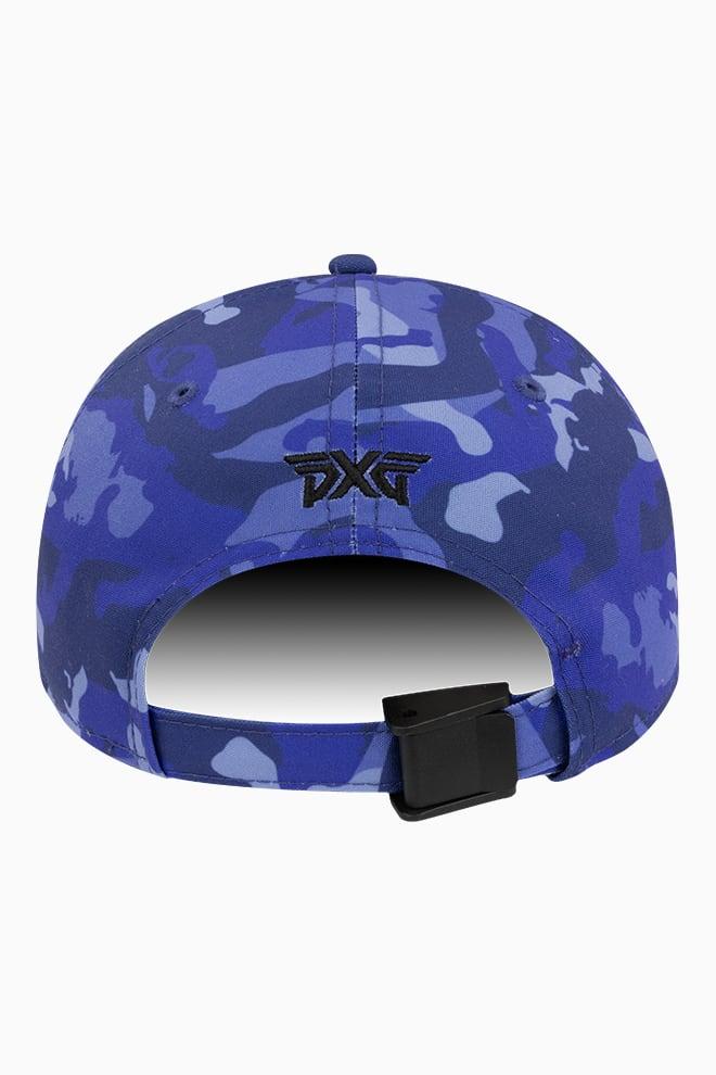 Fairway Camo™ Paratrooper Blue 9Twenty Adjustable Cap Image 9