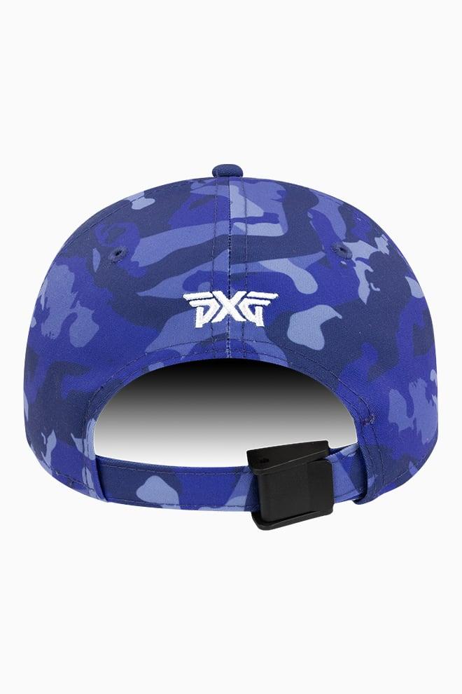Fairway Camo™ Paratrooper Blue 9Twenty Adjustable Cap Image 3