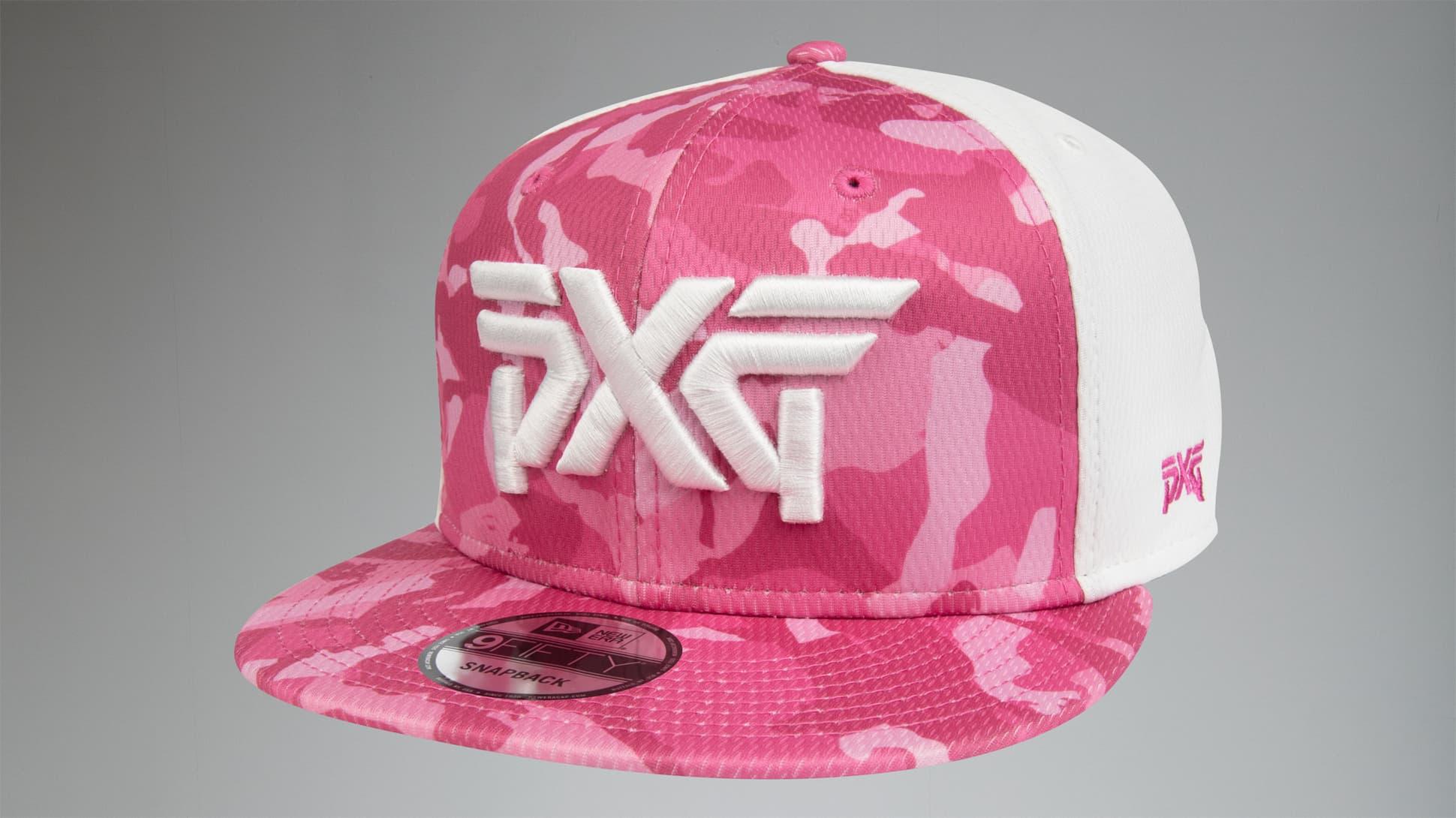Fairway Camo™ Pink 9FIFTY Snapback Cap Image 1