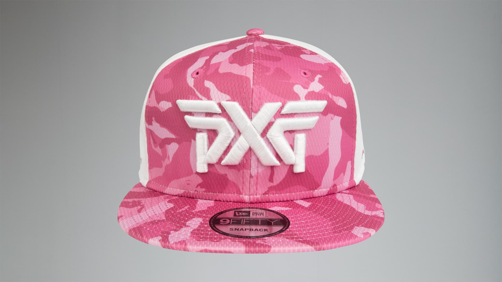 Fairway Camo™ Pink 9FIFTY Snapback Cap Image 2