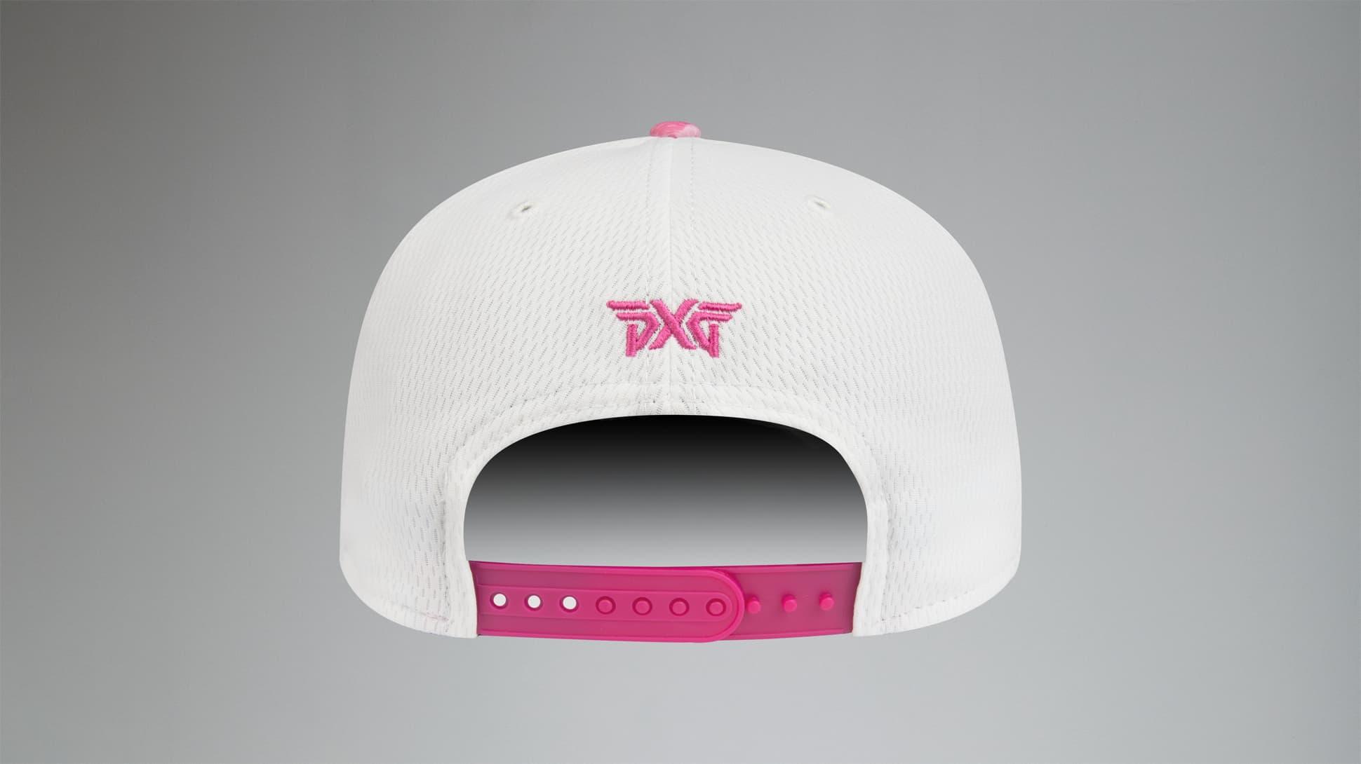 Fairway Camo™ Pink 9FIFTY Snapback Cap Image 3