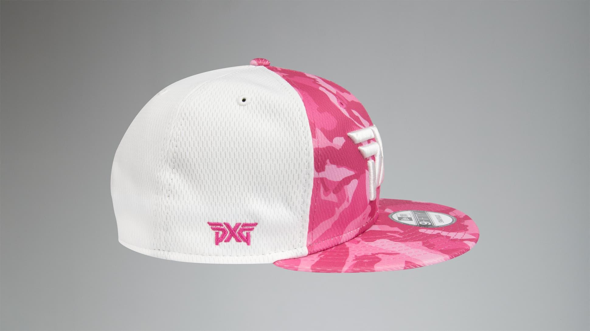 Fairway Camo™ Pink 9FIFTY Snapback Cap Image 4