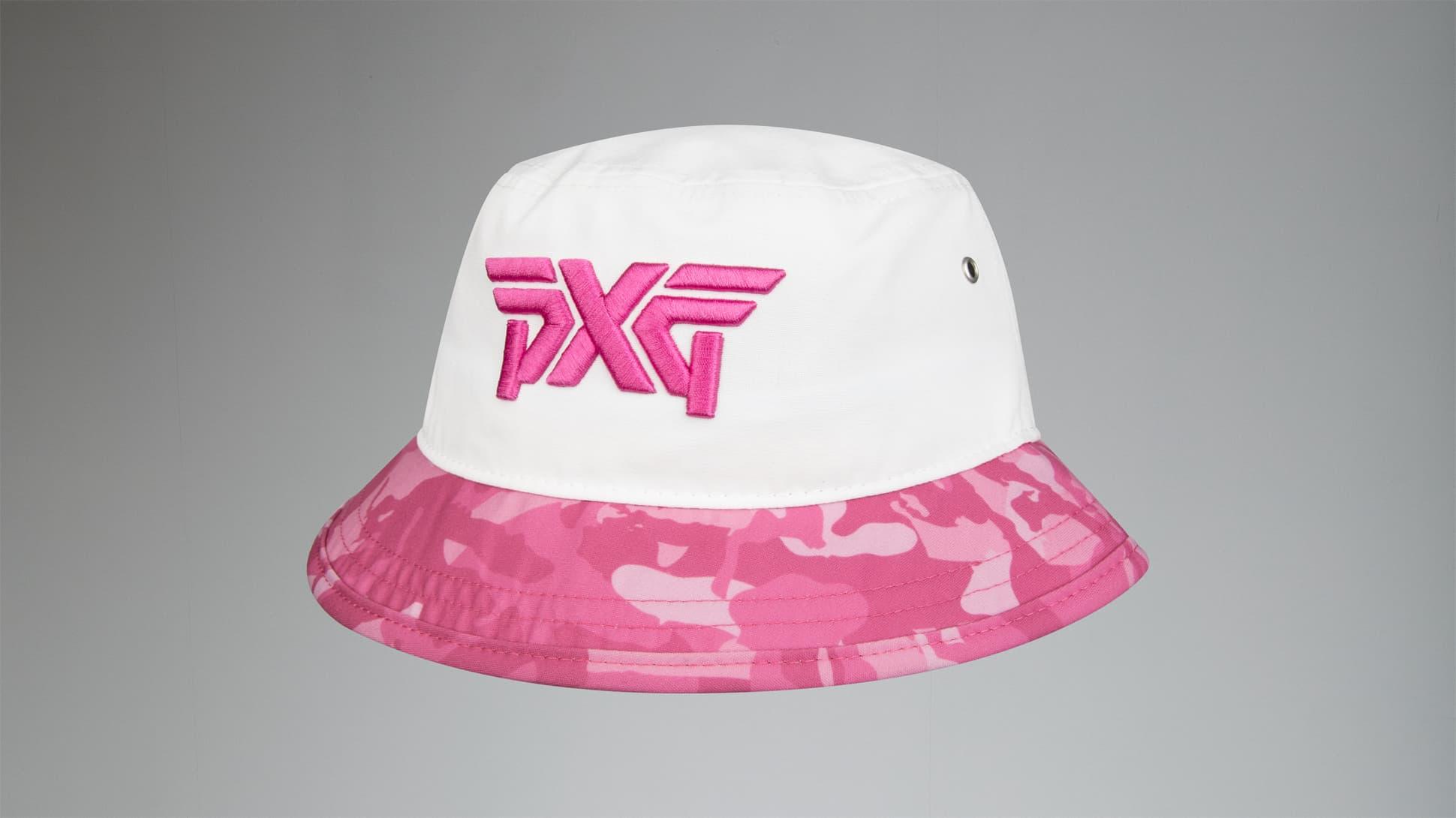 Fairway Camo™ Pink Bucket Hat Image 1