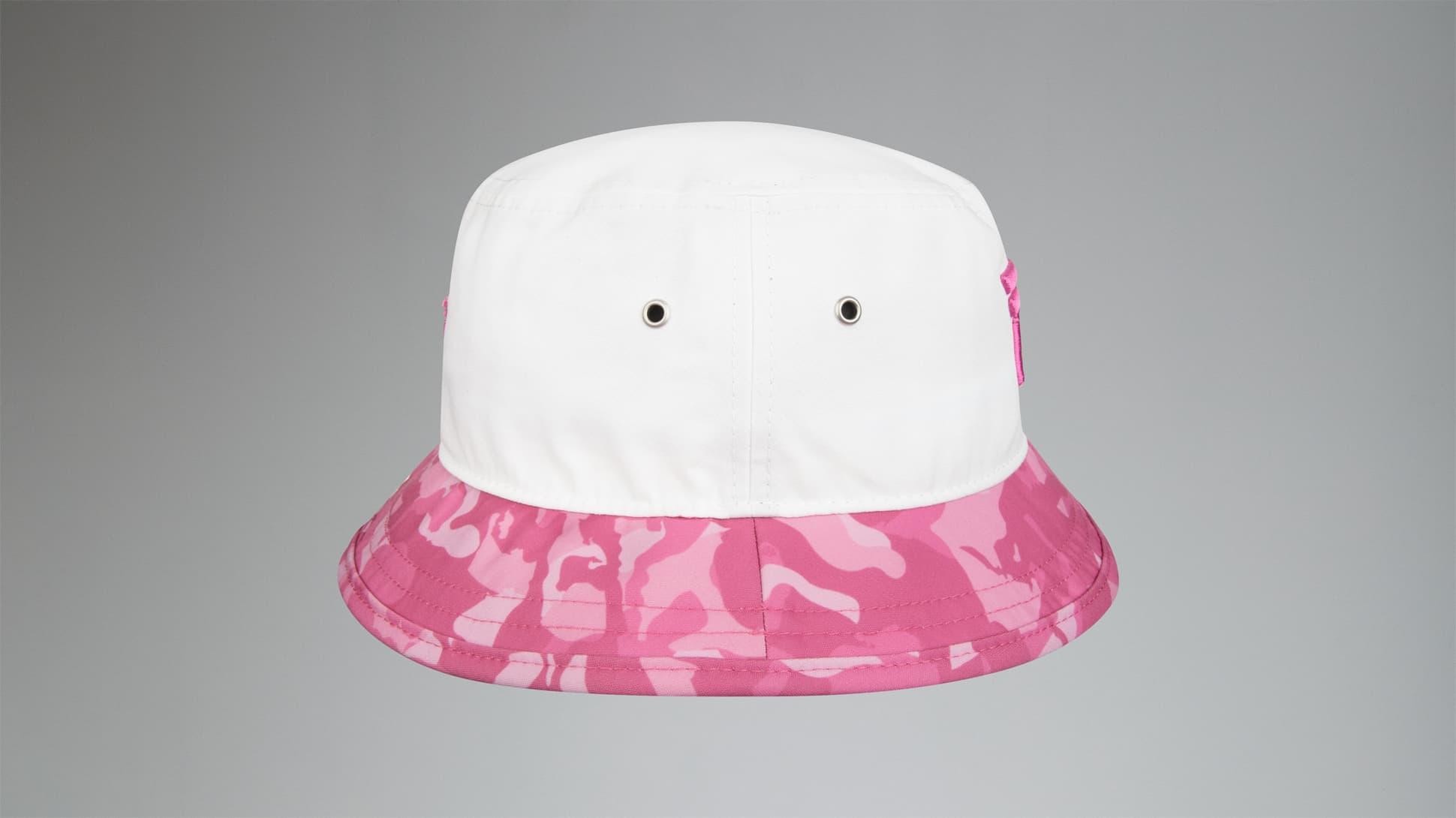Fairway Camo™ Pink Bucket Hat Image 4