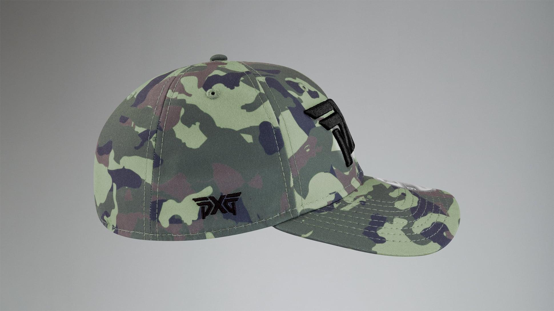 Jungle Camo 9TWENTY Cap Image 3