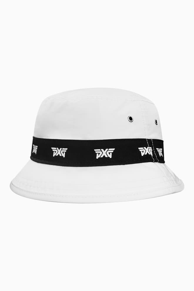 Logo Repeat Bucket Hat Image 0