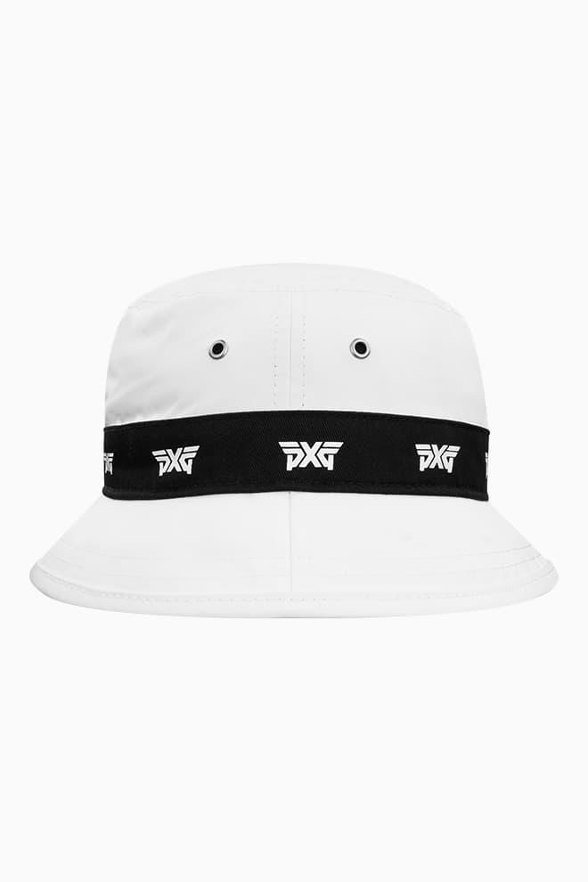 Logo Repeat Bucket Hat Image 1